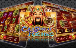 Caishen Riches : Game Slot Joker123 By Gaming World