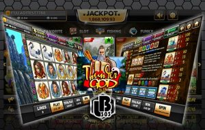 Thunder God Slot Joker Lawas Paling Laris Di Indonesia